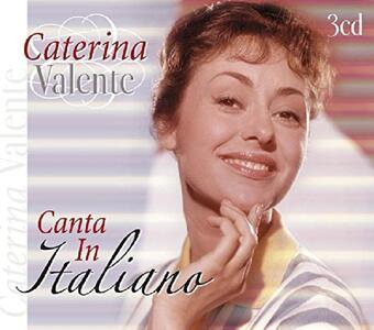 Canta in italiano - CD Audio di Caterina Valente