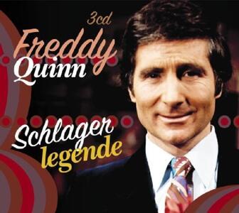 Schlagerlegende - CD Audio di Freddy Quinn
