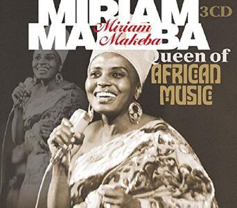 Queen of African Music - CD Audio di Miriam Makeba