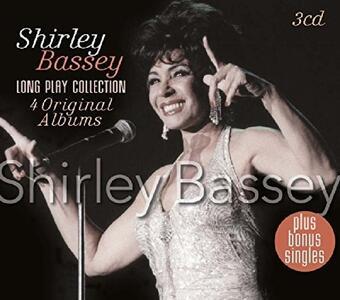 Long Play Collection - CD Audio di Shirley Bassey