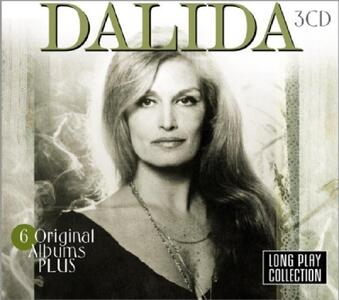 Long Play Collection - CD Audio di Dalida