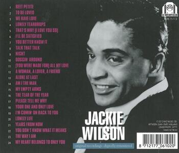 24 Greatest Hits - CD Audio di Jackie Wilson - 2