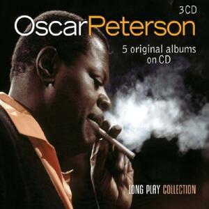 Long Play Collection - CD Audio di Oscar Peterson