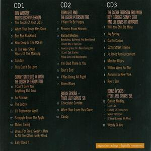 Long Play Collection - CD Audio di Oscar Peterson - 2