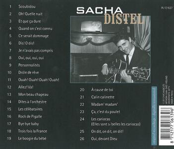 Toujours - CD Audio di Sacha Distel - 2