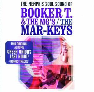 Memphis Soul - CD Audio di Booker T,MG's