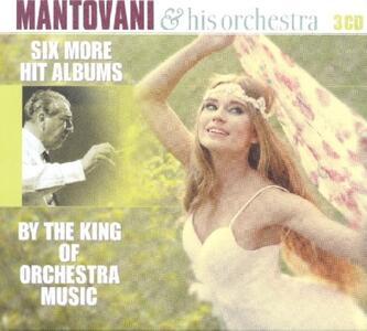Long Play Collection &.. - CD Audio di Mantovani Orchestra