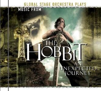 Plays Music from The - CD Audio di Global Stage Orchestra
