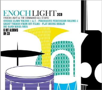 6 Hit Albums on Cd - CD Audio di Enoch Light Orchestra