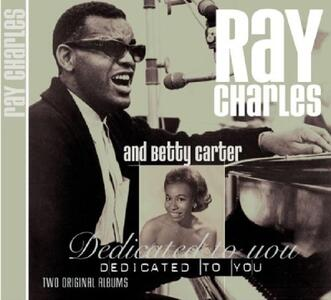Ray Charles and Betty - CD Audio di Ray Charles