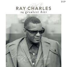 24 Greatest Hits - Vinile LP di Ray Charles