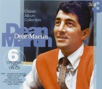 Classic Album Collection - CD Audio di Dean Martin