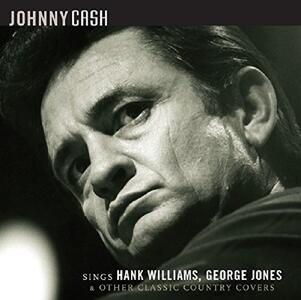 Sings Hank Williams - CD Audio di Johnny Cash