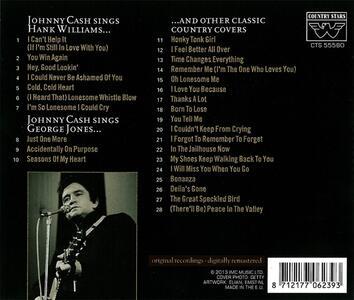 Sings Hank Williams - CD Audio di Johnny Cash - 2