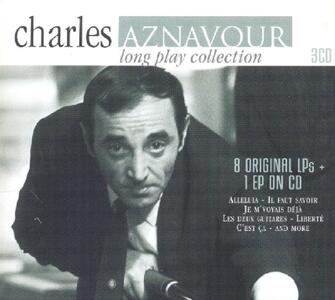 Long Play Collection - CD Audio di Charles Aznavour