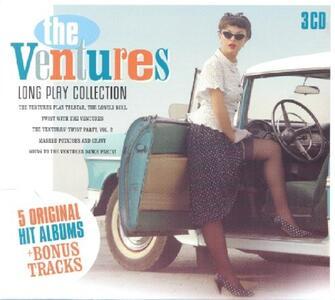 Long Play Collection - CD Audio di Ventures