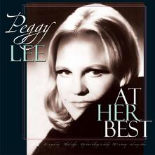 At Her Best - Vinile LP di Peggy Lee