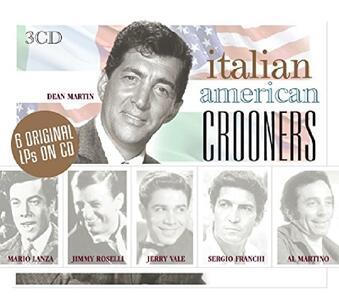 Italian American Crooners - CD Audio