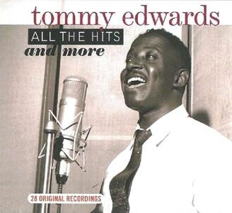 All the Hits & More - CD Audio di Tommy Edwards