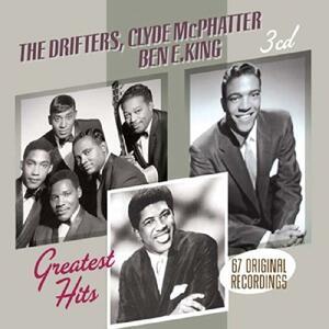 Greatest Hits - CD Audio di Drifters,Ben E. King,Clyde McPhatter