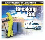 Cover CD Colonna sonora Breaking Bad
