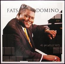 40 Greatest Hits - Vinile LP di Fats Domino