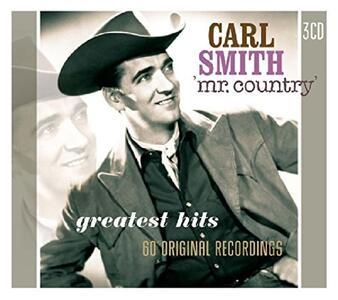 Mr. Country - CD Audio di Carl Smith