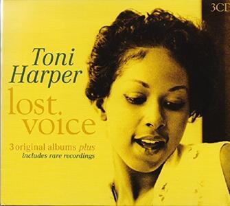Lost Voice - CD Audio di Toni Harper