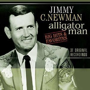 Alligator Man - CD Audio di Jimmy C. Newman