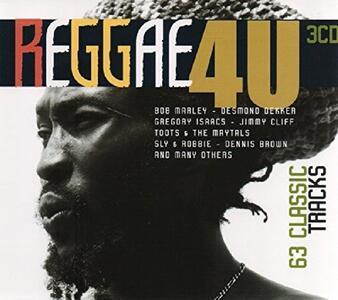 Reggae 4 U - CD Audio