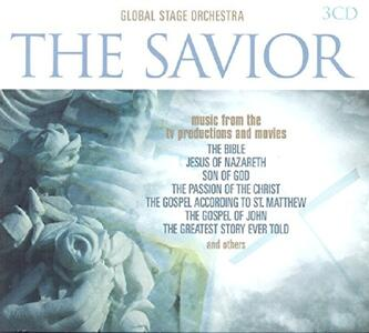 Savior on Screen - CD Audio di Global Stage Orchestra