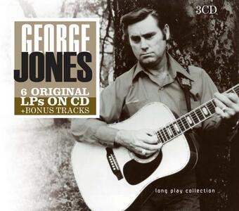 Long Play Collection - CD Audio di George Jones