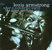 Vinile What a Wonderful World. The Great Satchmo Louis Armstrong