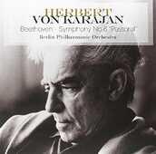 Vinile Sinfonia n.6 Ludwig van Beethoven Herbert Von Karajan