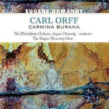 Carmina Burana - Vinile LP di Carl Orff