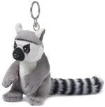 WWF Portachiavi peluche Lemure 10cm. 205017