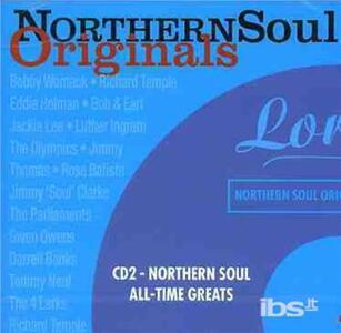 Northern Soul Originals 2 - CD Audio