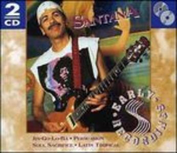 Early Recordings - CD Audio di Santana