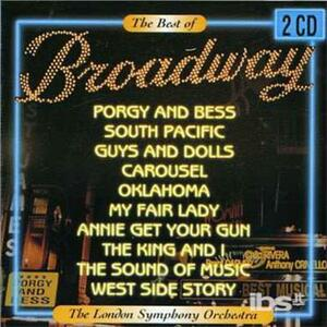 Best of Broadway - CD Audio di London Symphony Orchestra