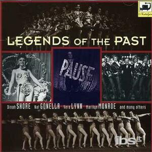 Legends of the Past - CD Audio