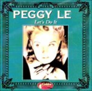 Let's Do it - CD Audio di Peggy Lee