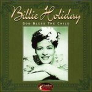 God Bless the Child - CD Audio di Billie Holiday