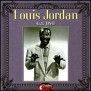 Golden Options - CD Audio di Louis Jordan