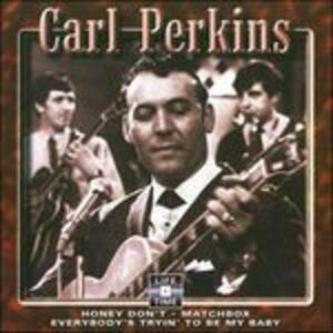 Blue Suede Shoes - CD Audio di Carl Perkins