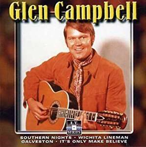 Rhinestone Cowboy - CD Audio di Glen Campbell