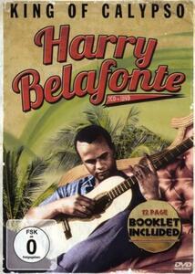 King of Calypso - CD Audio + DVD di Harry Belafonte