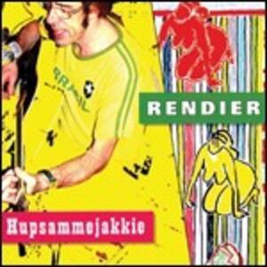 Hupsammejakkie - CD Audio di Rendier