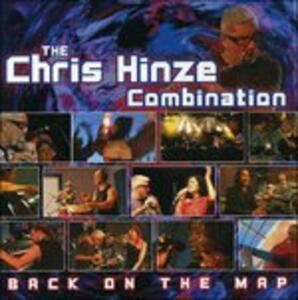 Back on the Map - CD Audio di Chris Hinze