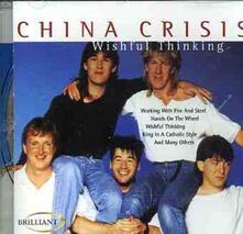 Wishful Thinking - CD Audio di China Crisis