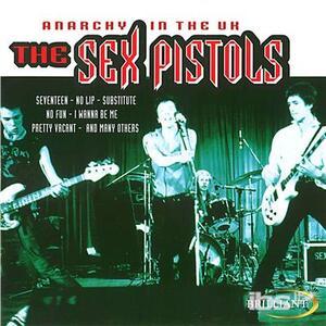 Anarchy in the UK - CD Audio di Sex Pistols